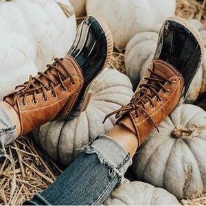 Shoes - Waterproof Duck Boots